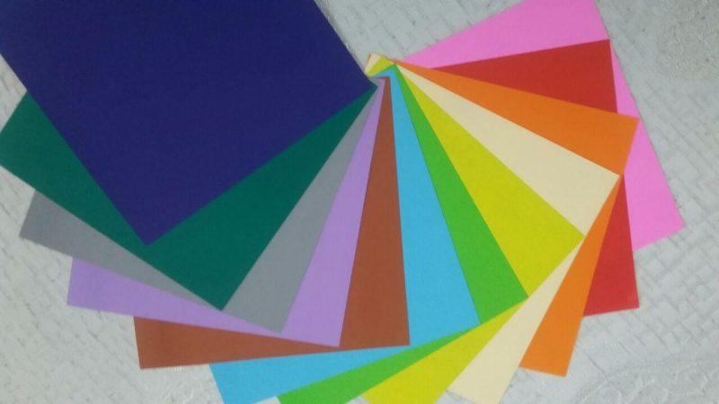 کاغذ های اورگامی